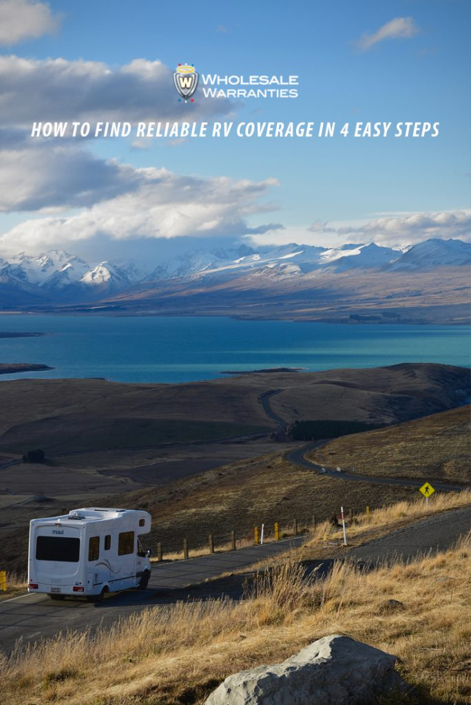 Find Reliable RV Coverage