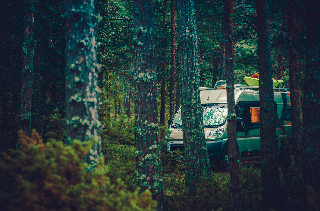 Tips for Summer Boondocking in Your RV