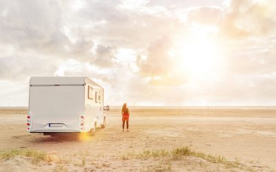 Extreme Social Distancing: Why RVing Is the Best Vacation to Take in the Wake of the Coronavirus
