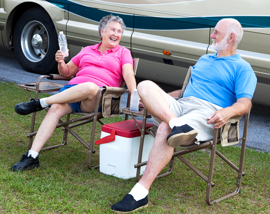 Retire to an RV