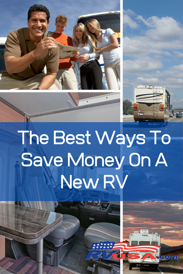 Save Money On A New RV