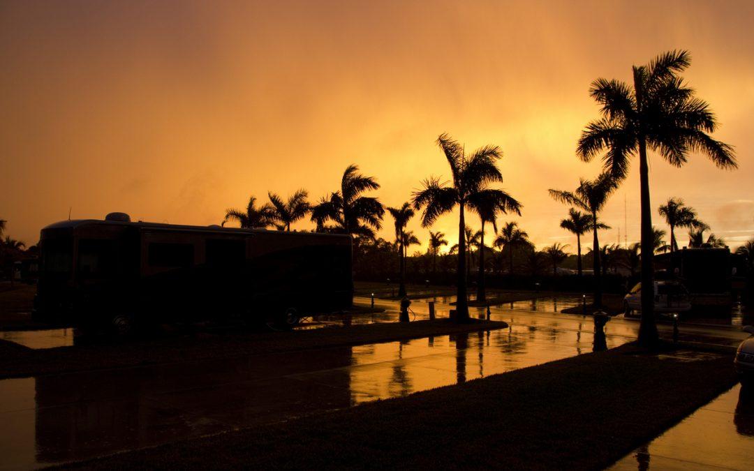Beautiful RV Glamping Spots in Florida