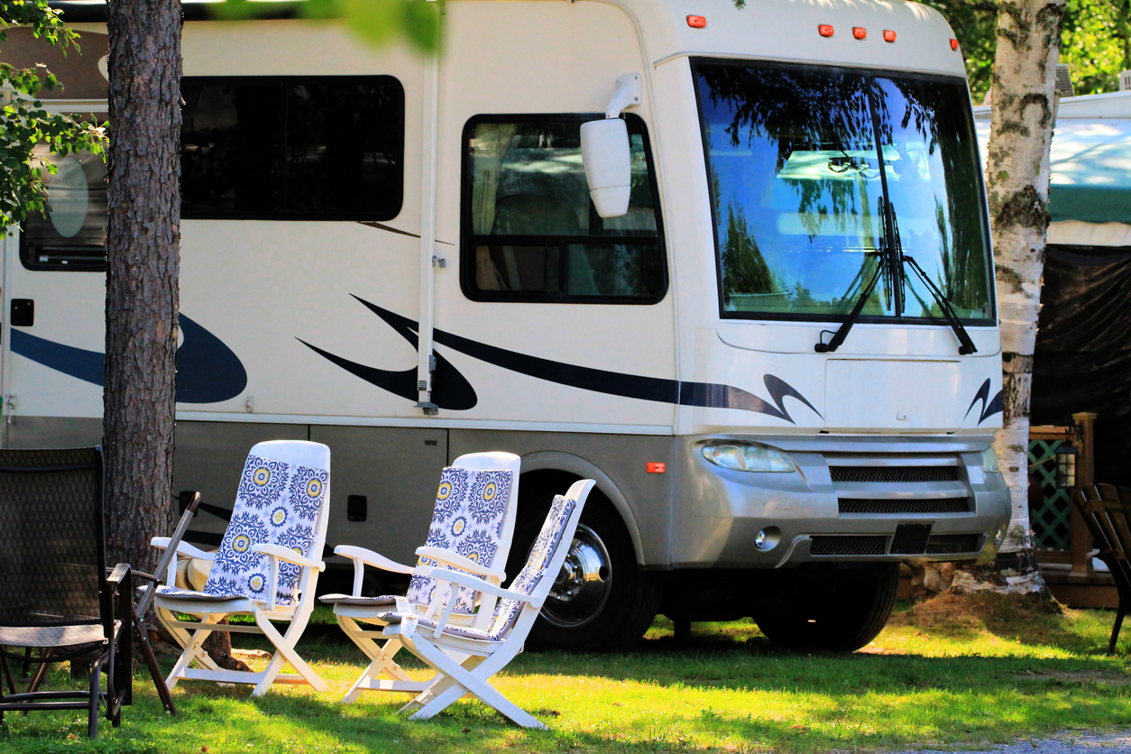 Class A Motorhomes for Tall People