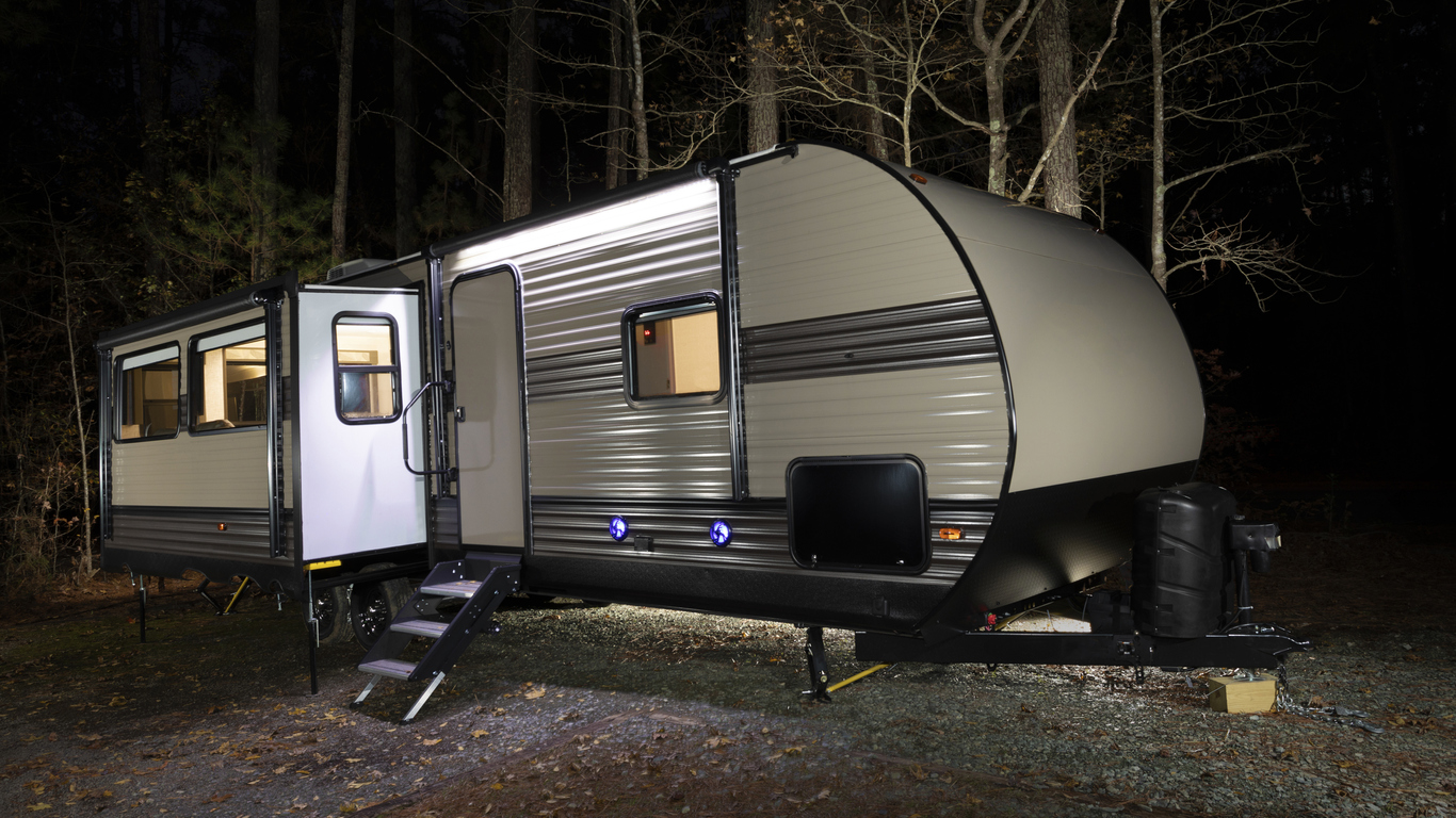 Travel Trailers for Tall People