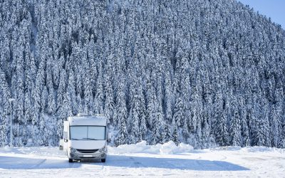 How to Winterize a Camper