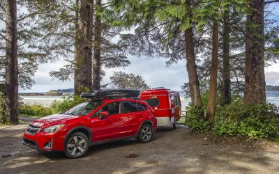 RVs You Can Pull With A Compact SUV