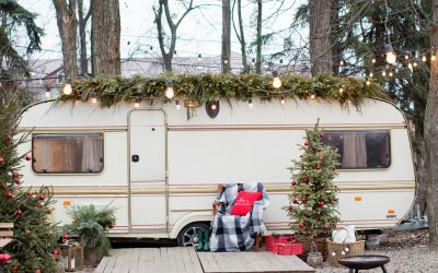 How to Host Christmas at Your Campground