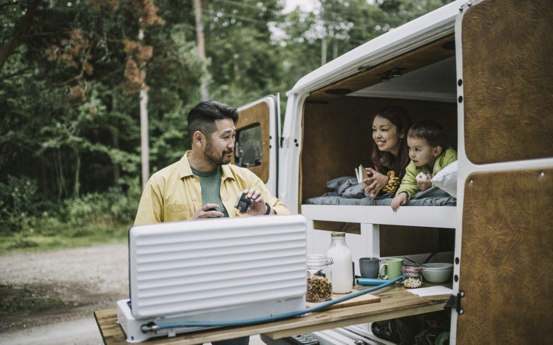 Make Ahead Camping Recipes
