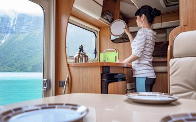Quick and Easy RV Meals For Your Next Road Trip