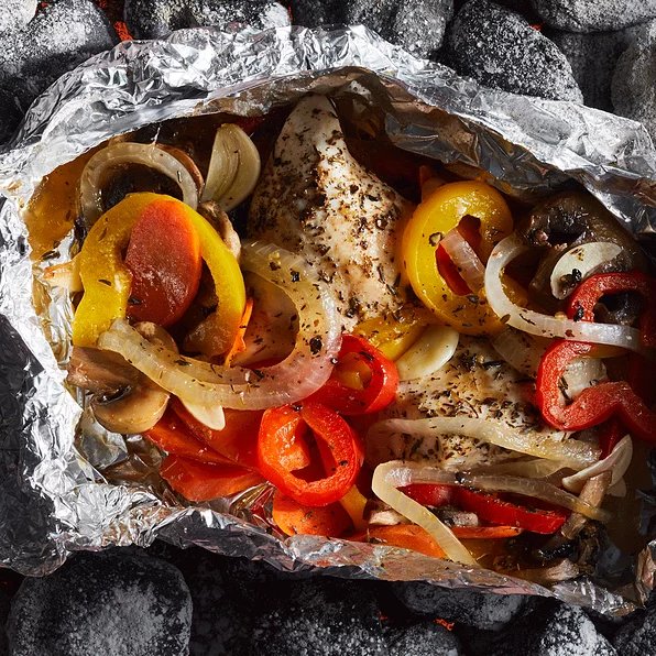 campfire foil pack recipes