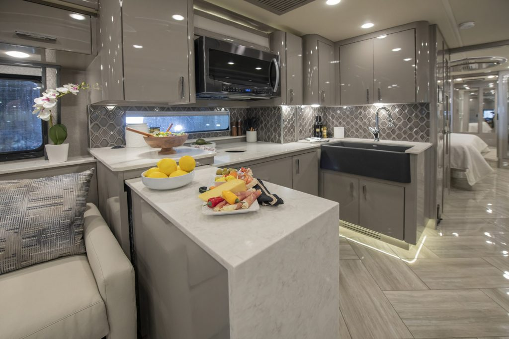 Luxury Class A RVs American Coach