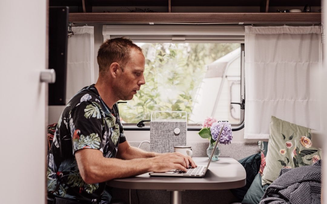 Remote Jobs You Can Do From your RV
