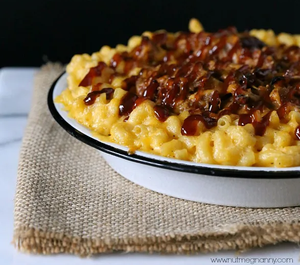 RV friendly slow cooker recipes - mac and cheese