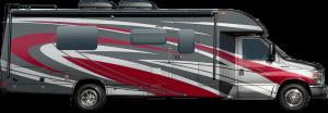 Class C Rvs - Phoenix Cruiser stock photo