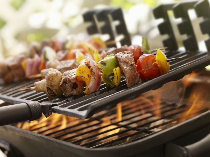 Grilled Kabob Recipes to Make Over Your Campfire
