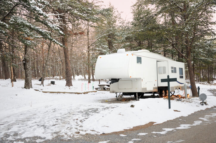 Snowbird Winter Campgrounds You Need to Visit this Winter