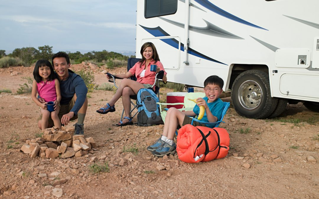 10 Must Haves for RV Living with Kids