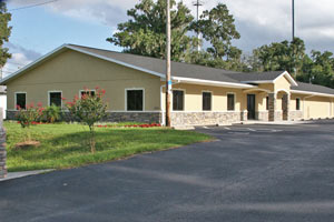 RVUSA's offices in Ocala, FL